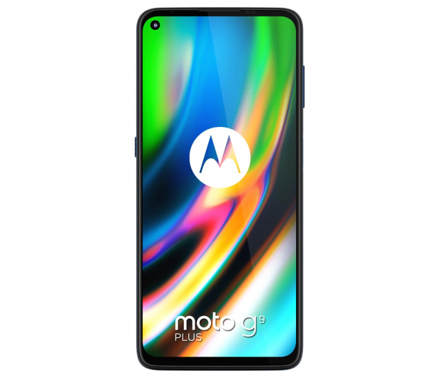 Motorola Moto G9 Plus 4/128GB Navy Blue - 589638 - zdjęcie 2