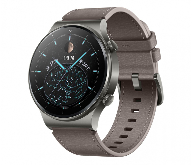 Huawei Watch GT 2 Pro grafitowy - 589737 - zdjęcie