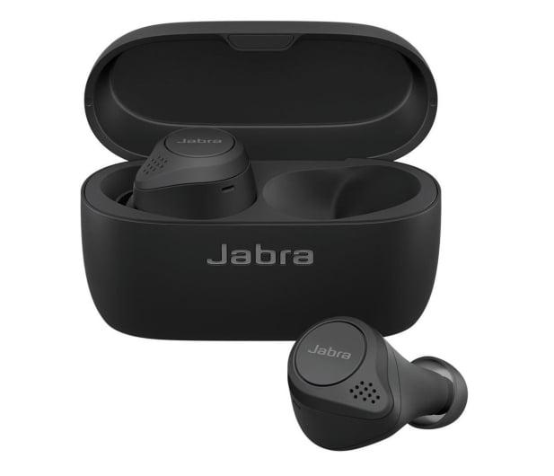 Jabra Elite 75t czarne - 546251 - zdjęcie