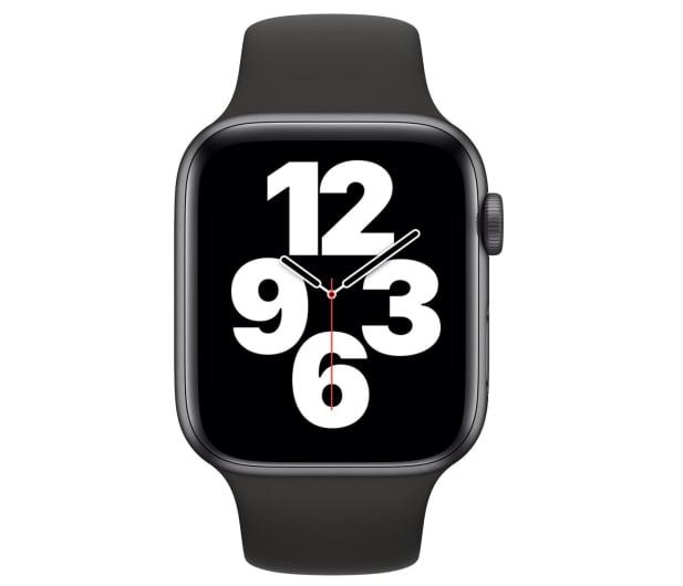 Apple Watch SE 44/Space Gray Aluminium/Black Sport GPS - 592313 - zdjęcie 2