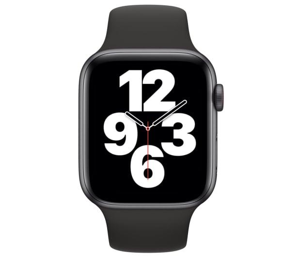 Apple Watch SE 44/Space Gray Aluminium/Black Sport LTE - 592326 - zdjęcie 2