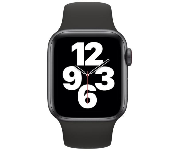 Apple Watch SE 40/Space Gray Aluminium/Black Sport LTE - 592325 - zdjęcie 2