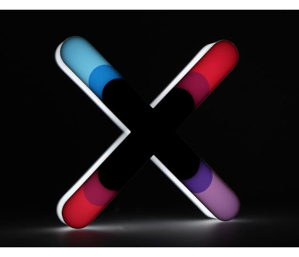 x-kom lampa - logo - 481695 - zdjęcie 4