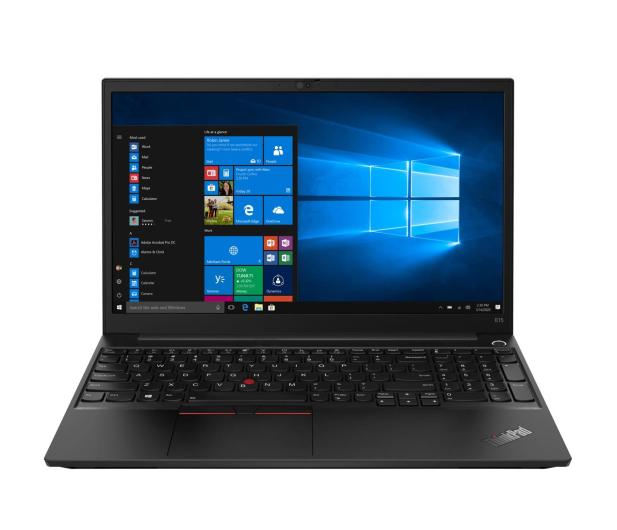 Lenovo ThinkPad E15 Ryzen 5/8GB/256/Win10P  - 624748 - zdjęcie