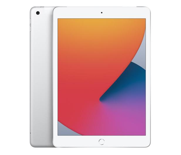 "Apple New iPad 10,2"" 128GB Silver LTE - 592397 - zdjęcie"