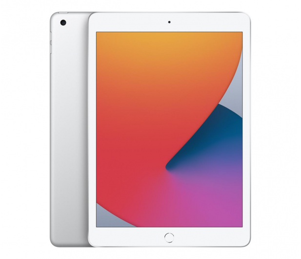 "Apple New iPad 10,2"" 32GB Silver Wi-Fi - 592388 - zdjęcie"