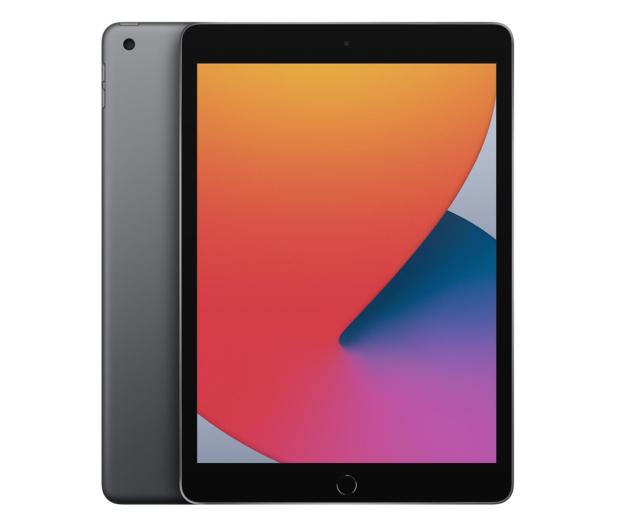 """Apple New iPad 10,2"""" 128GB Space Gray Wi-Fi - 592393 - zdjęcie"""