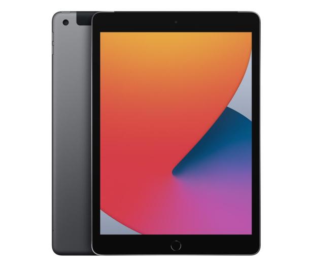 """Apple New iPad 10,2"""" 128GB Space Gray LTE - 592396 - zdjęcie"""