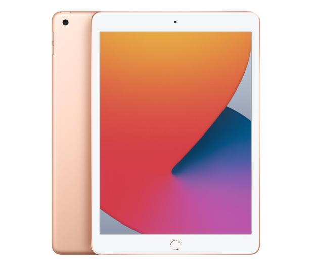 """Apple New iPad 10,2"""" 32GB Gold Wi-Fi - 592389 - zdjęcie"""
