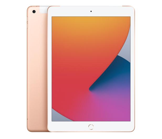 """Apple New iPad 10,2"""" 32GB Gold LTE - 592392 - zdjęcie"""