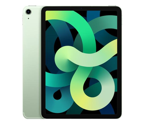 """Apple iPad Air 10,9"""" 256GB Wi-Fi + LTE Green - 592417 - zdjęcie"""