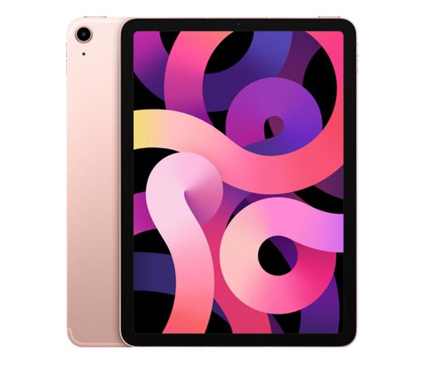 """Apple iPad Air 10,9"""" 64GB Wi-Fi + LTE Rose Gold - 592411 - zdjęcie"""