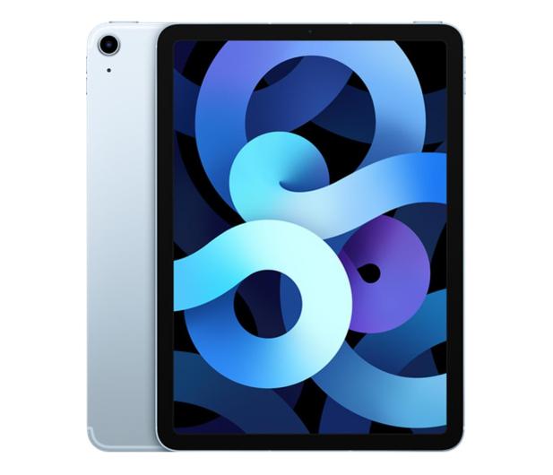 """Apple iPad Air 10,9"""" 256GB Wi-Fi + LTE Sky Blue - 592418 - zdjęcie"""
