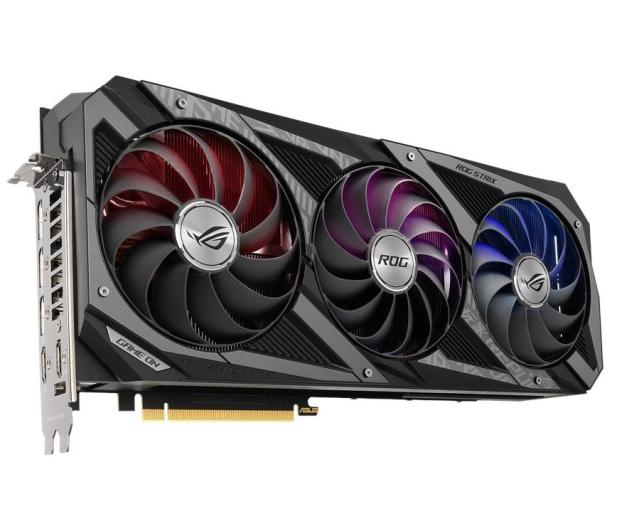 ASUS GeForce RTX 3090 ROG STRIX 24GB GDDR6X - 592540 - zdjęcie 3