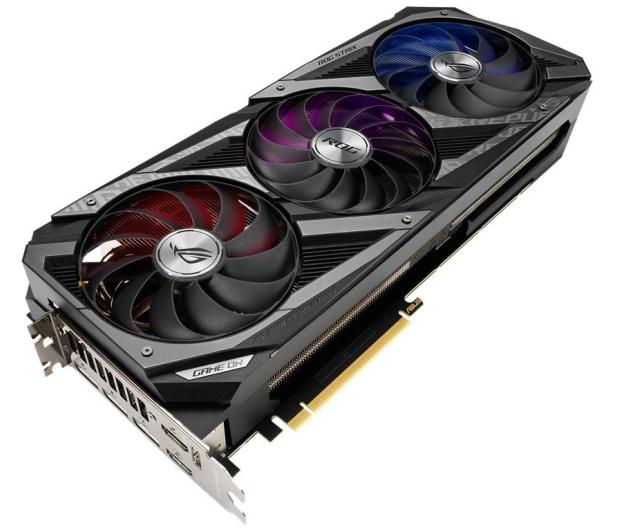 ASUS GeForce RTX 3090 ROG STRIX 24GB GDDR6X - 592540 - zdjęcie 2