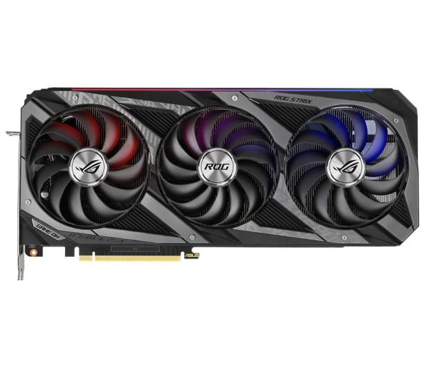 ASUS GeForce RTX 3090 ROG STRIX 24GB GDDR6X - 592540 - zdjęcie 4