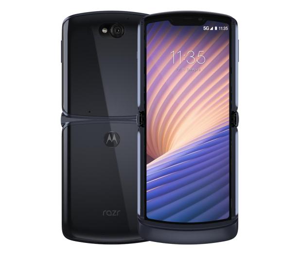 Motorola RAZR 5G 8/256GB Polished Graphite - 590391 - zdjęcie
