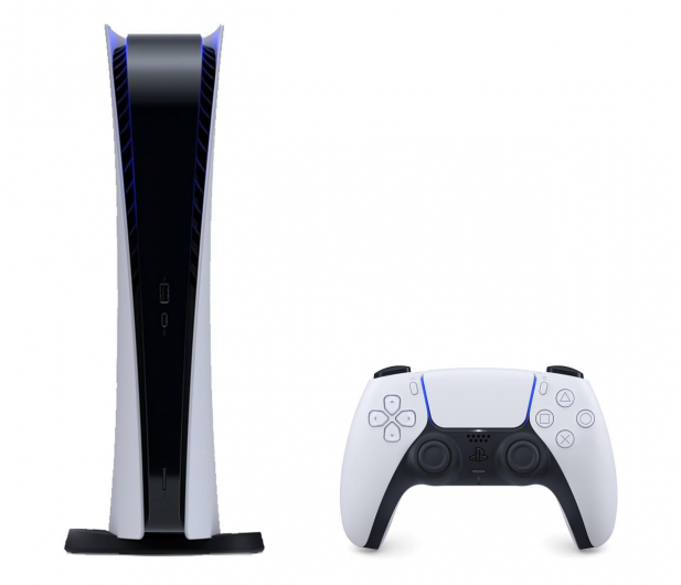 Sony Playstation 5 Digital - 592843 - zdjęcie