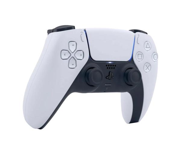 Sony Playstation 5 DualSense Biały - 592848 - zdjęcie 2