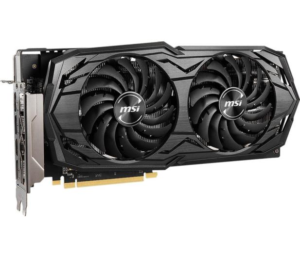MSI Radeon RX 5600 XT GAMING MX 6GB GDDR6 - 591213 - zdjęcie 2