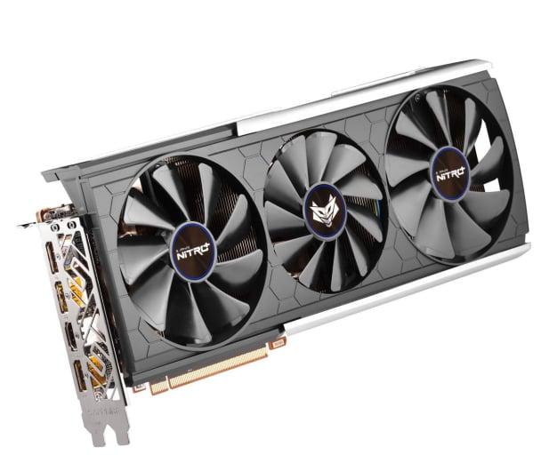 Sapphire Radeon RX 5700 XT NITRO+ BE 8GB GDDR6 - 591217 - zdjęcie