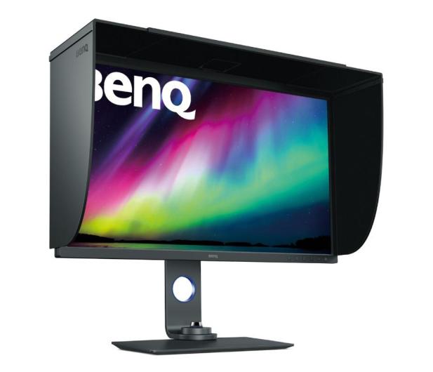 BenQ SW321C czarny - 590368 - zdjęcie 5
