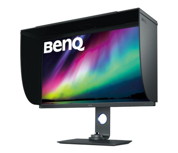 BenQ SW321C czarny - 590368 - zdjęcie 3