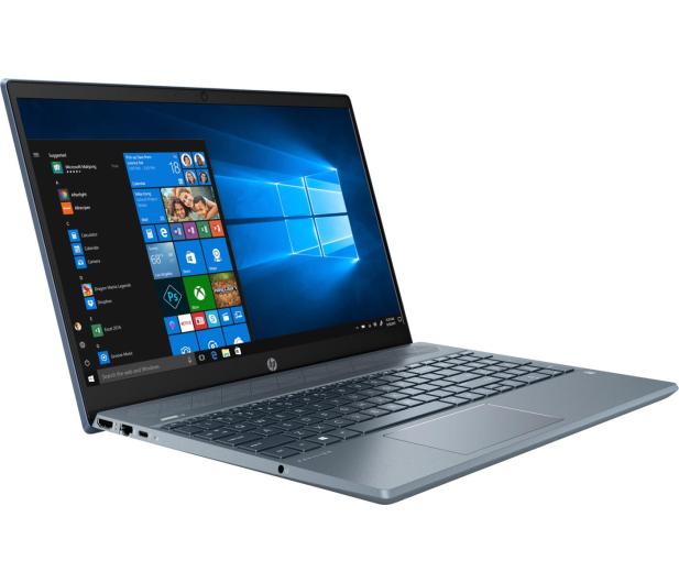 HP Pavilion 15 i5-1035G1/8GB/512/Win10 MX250 Blue - 590597 - zdjęcie 3