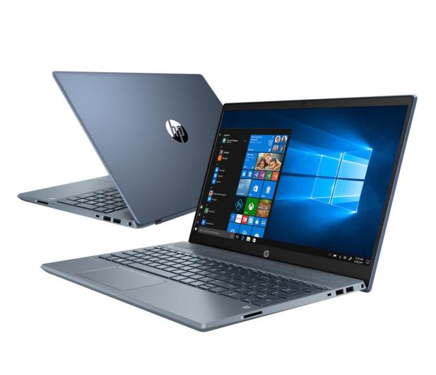 HP Pavilion 15 i5-1035G1/8GB/512/Win10 MX250 Blue - 590597 - zdjęcie