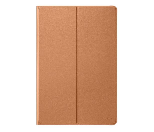 Huawei Leather Case do Huawei MediaPad M5 lite 8 brązowy - 590631 - zdjęcie