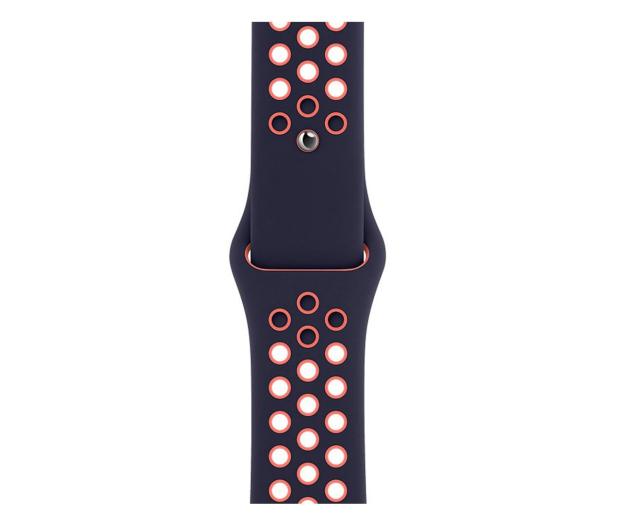 Apple Pasek Sportowy Nike do Apple Watch niebieski/mango - 592471 - zdjęcie