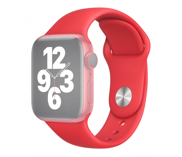 Apple Pasek Sportowy do Apple Watch (PRODUCT)RED - 592381 - zdjęcie