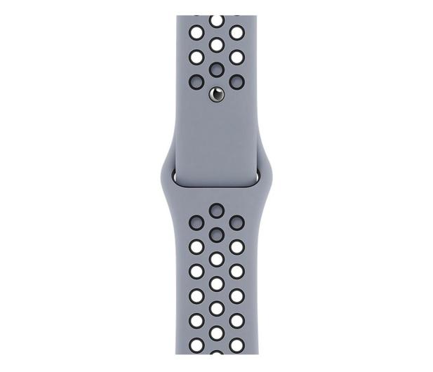 Apple Pasek Sportowy Nike do Apple Watch obsydian/czarny - 592468 - zdjęcie