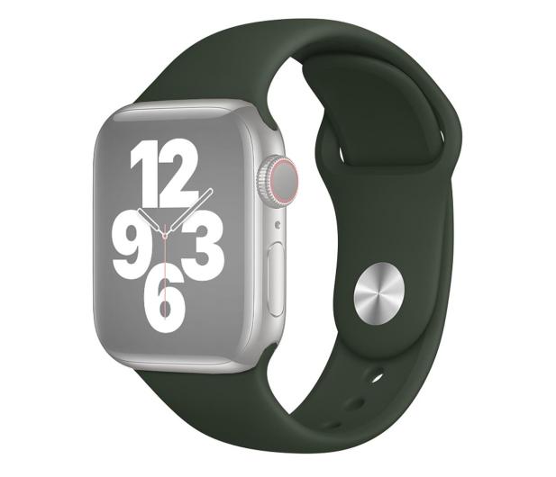Apple Pasek Sportowy do Apple Watch cypryjska zieleń - 592378 - zdjęcie