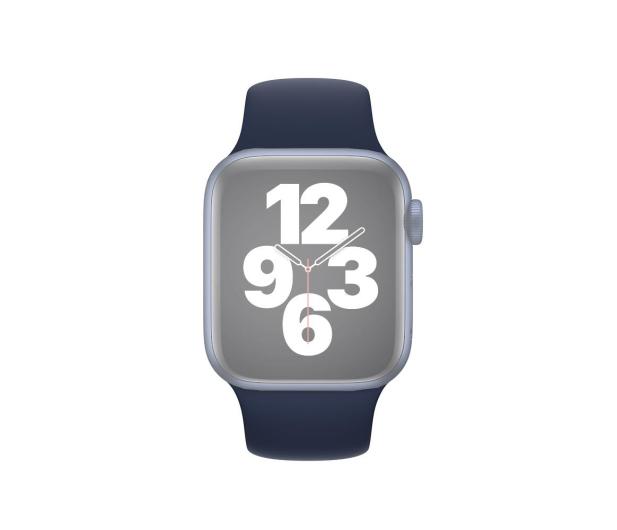 Apple Pasek Sportowy do Apple Watch głęboki granat - 592386 - zdjęcie 3