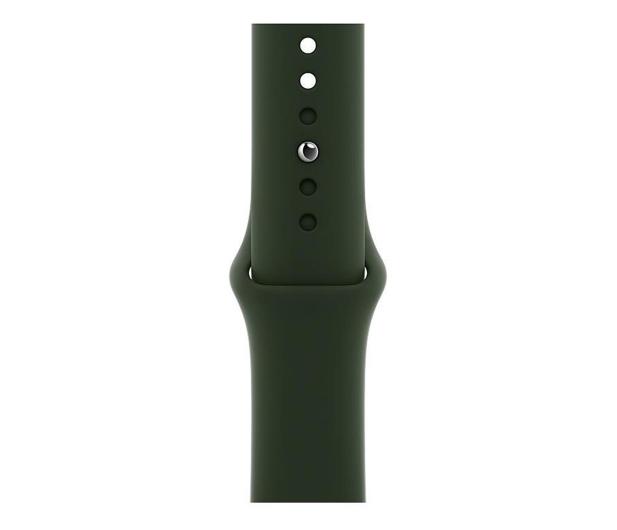 Apple Pasek Sportowy do Apple Watch cypryjska zieleń - 592378 - zdjęcie 2