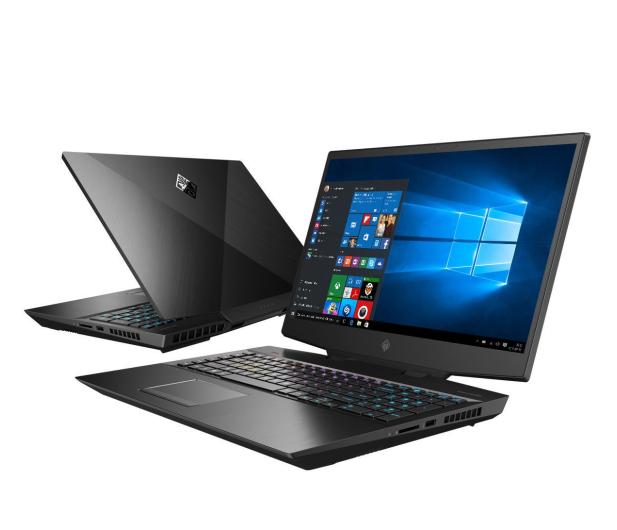 HP OMEN 17 i7-10750H/16GB/512/Win10 RTX2060 300Hz - 589680 - zdjęcie