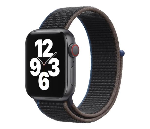 Apple Watch SE 40/SpaceGray Aluminium/Charcoal Sport LTE - 593163 - zdjęcie