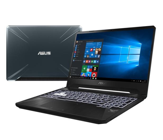 ASUS TUF Gaming FX505GT i5-9300H/8GB/512+1TB/W10 144Hz - 588290 - zdjęcie