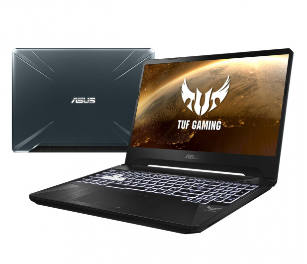 ASUS TUF Gaming FX505GT i5-9300H/16GB/512+1TB 144Hz - 588457 - zdjęcie