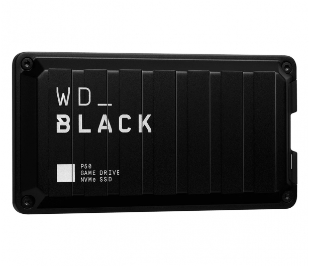 WD BLACK P50 SSD 500GB USB 3.2 - 587921 - zdjęcie