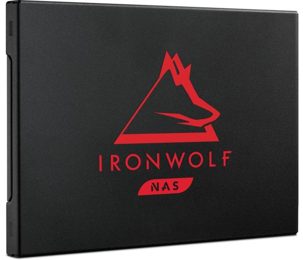 "Seagate 500GB 2,5"" SATA SSD IronWolf 125 - 588840 - zdjęcie 2"