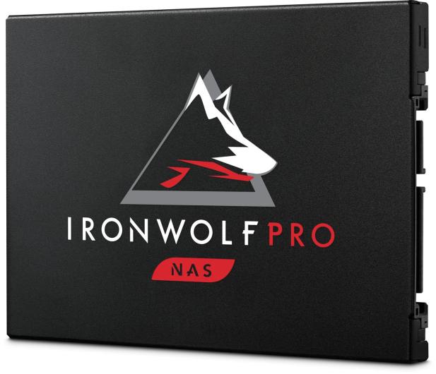 "Seagate 240GB 2,5"" SATA SSD IronWolf Pro 125 - 588846 - zdjęcie 3"