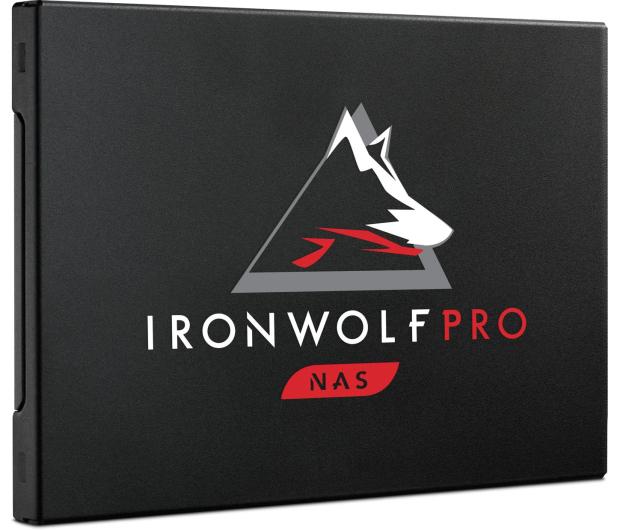 "Seagate 240GB 2,5"" SATA SSD IronWolf Pro 125 - 588846 - zdjęcie 2"