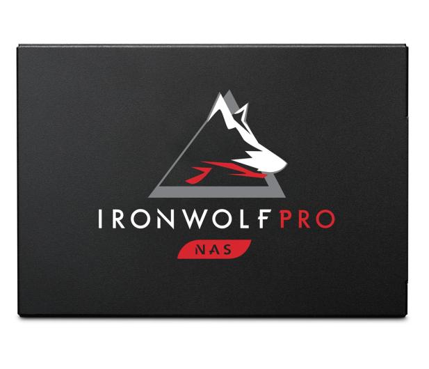 "Seagate 240GB 2,5"" SATA SSD IronWolf Pro 125 - 588846 - zdjęcie"