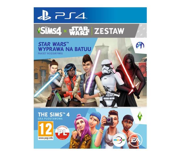 PlayStation The Sims 4 + Star Wars : Wyprawa na Batuu - 589048 - zdjęcie