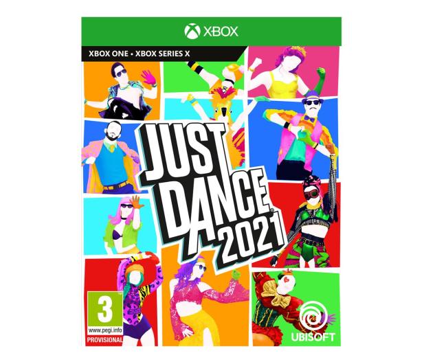 Xbox Just Dance 2021 - 589061 - zdjęcie