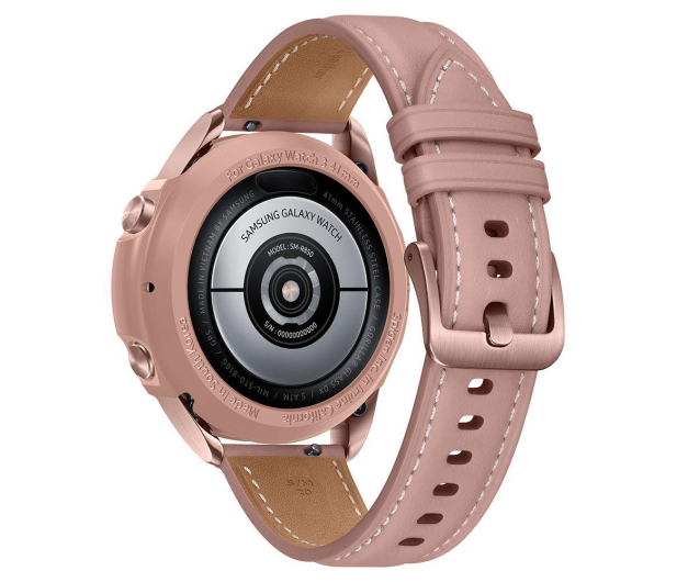 Spigen Liquid Air do Samsung Galaxy Watch 3 brązowy - 587885 - zdjęcie 5