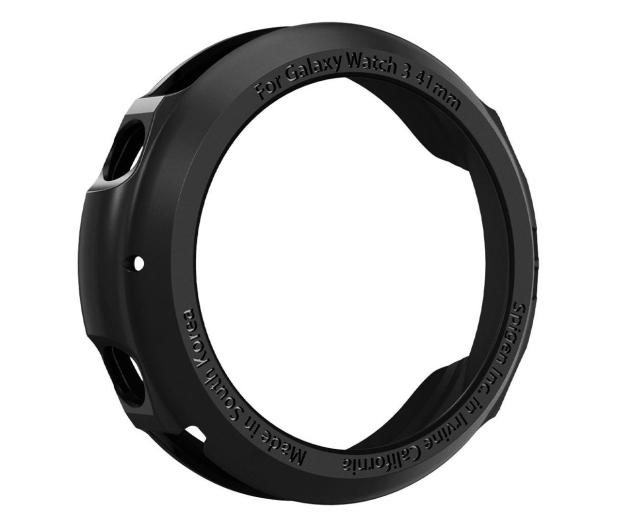 Spigen Liquid Air do Samsung Galaxy Watch 3 czarny - 587888 - zdjęcie