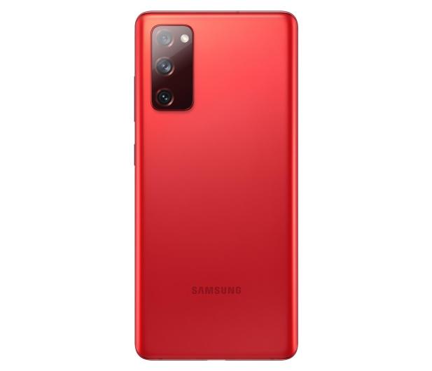 Samsung Galaxy S20 FE 5G Fan Edition Czerwony - 590628 - zdjęcie 5